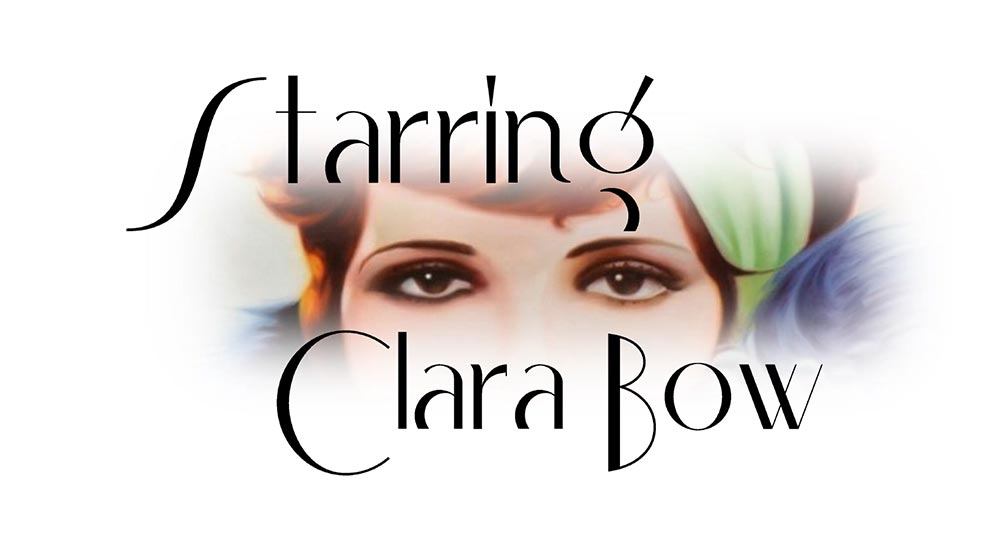 Starring Clara Bow